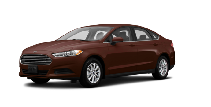 2016 Ford Fusion S | Photo 6 | Bronze Fire