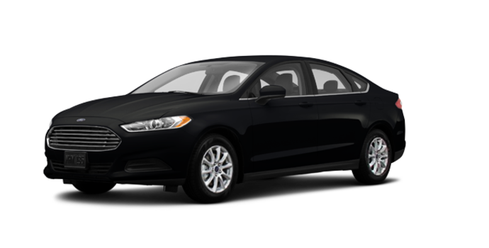 2016 Ford Fusion S | Photo 6 | Shadow Black