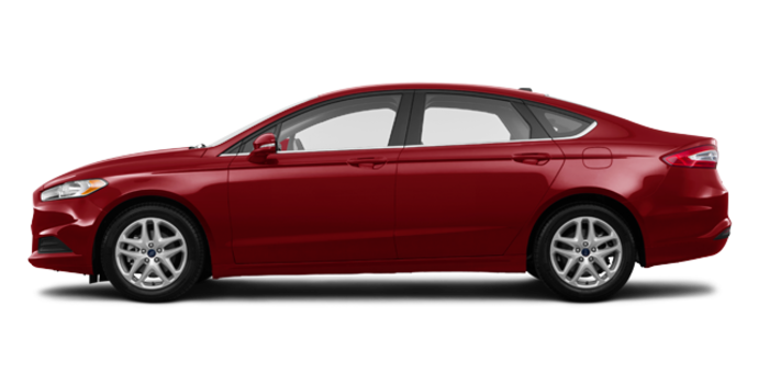 2016 Ford Fusion SE | Photo 4 | Ruby Red