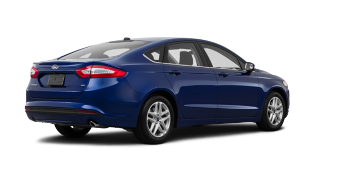 2016 Ford Fusion SE | Photo 5 | Deep Impact Blue
