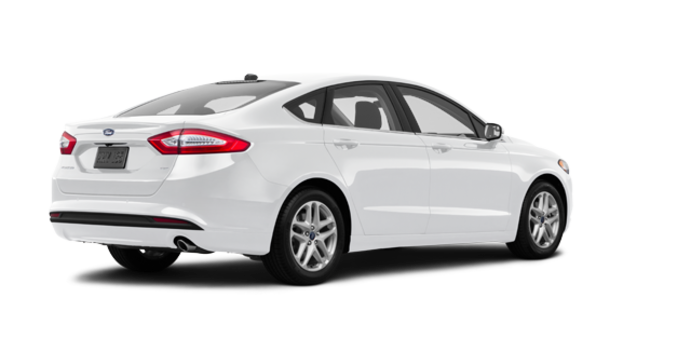 2016 Ford Fusion SE | Photo 5 | White Platinum