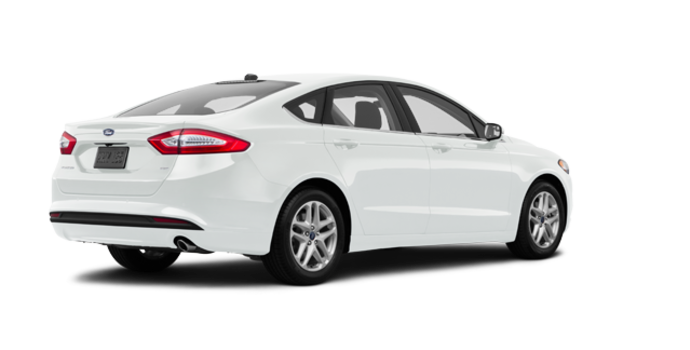 2016 Ford Fusion SE | Photo 5 | Oxford White