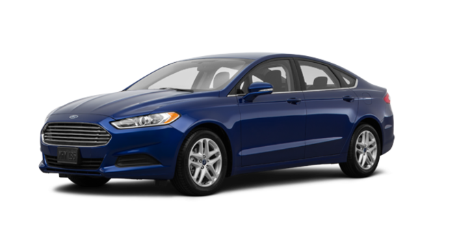 2016 Ford Fusion SE | Photo 6 | Deep Impact Blue