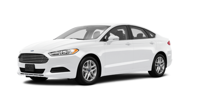 2016 Ford Fusion SE | Photo 6 | White Platinum