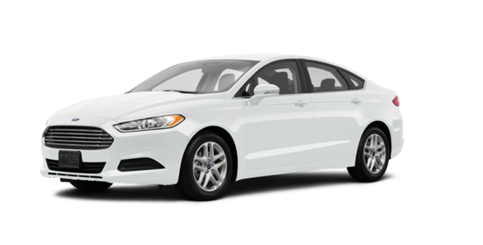 2016 Ford Fusion SE | Photo 6 | Oxford White