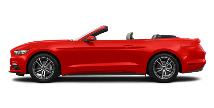2016 Ford Mustang Convertible EcoBoost Premium | Photo 4 | Race Red