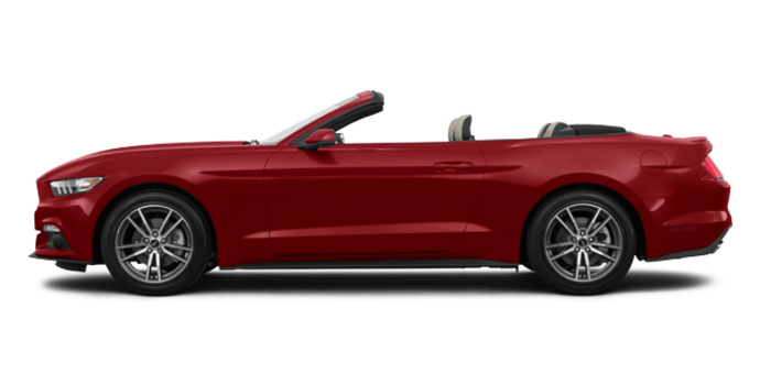 2016 Ford Mustang Convertible EcoBoost Premium | Photo 4 | Ruby Red