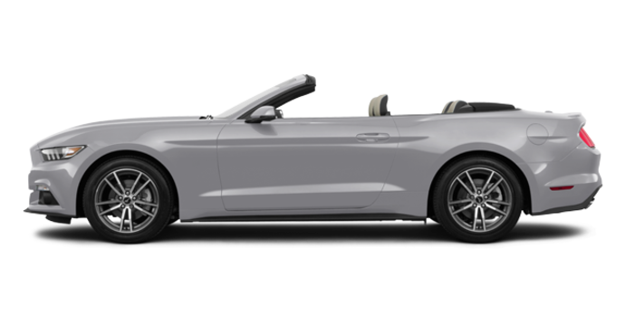2016 Ford Mustang Convertible EcoBoost Premium | Photo 4 | Ingot Silver