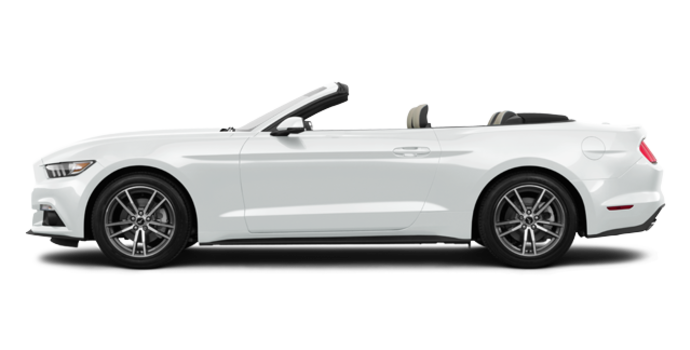2016 Ford Mustang Convertible EcoBoost Premium | Photo 4 | Oxford White