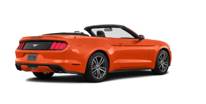 2016 Ford Mustang Convertible EcoBoost Premium | Photo 5 | Competition Orange