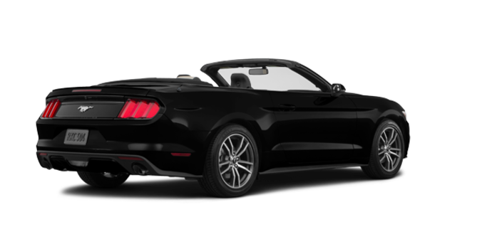 2016 Ford Mustang Convertible EcoBoost Premium | Photo 5 | Shadow Black