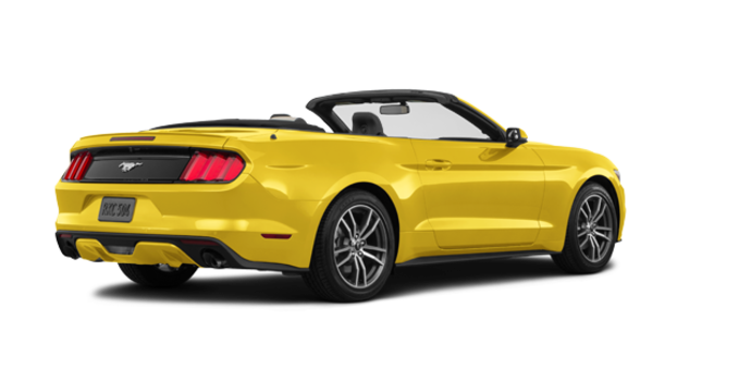 2016 Ford Mustang Convertible EcoBoost Premium | Photo 5 | Triple Yellow