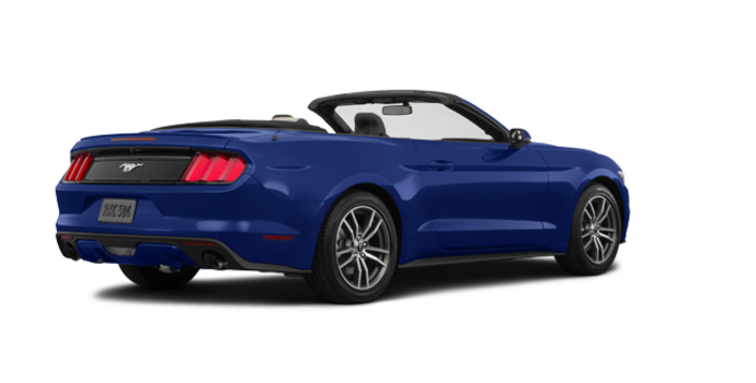 2016 Ford Mustang Convertible EcoBoost Premium | Photo 5 | Deep Impact Blue