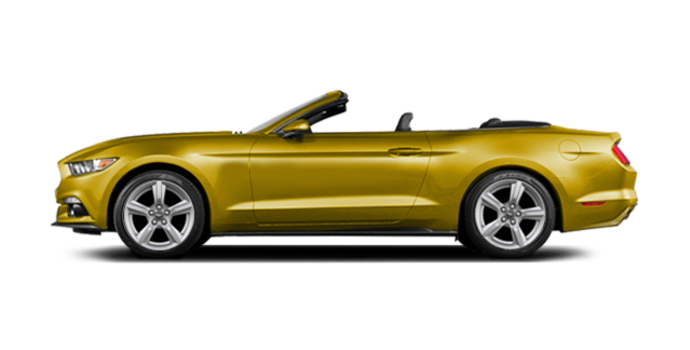 2016 Ford Mustang convertible V6 | Photo 4 | Triple Yellow