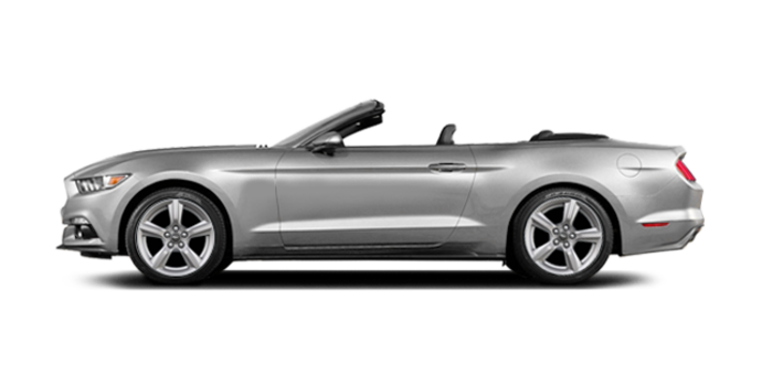 2016 Ford Mustang convertible V6 | Photo 4 | Ingot Silver