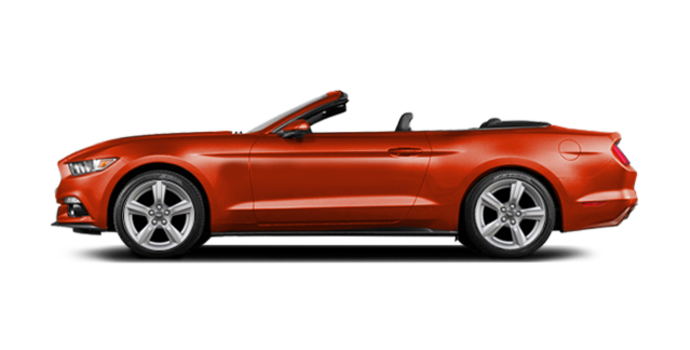2016 Ford Mustang convertible V6 | Photo 4 | Competition Orange