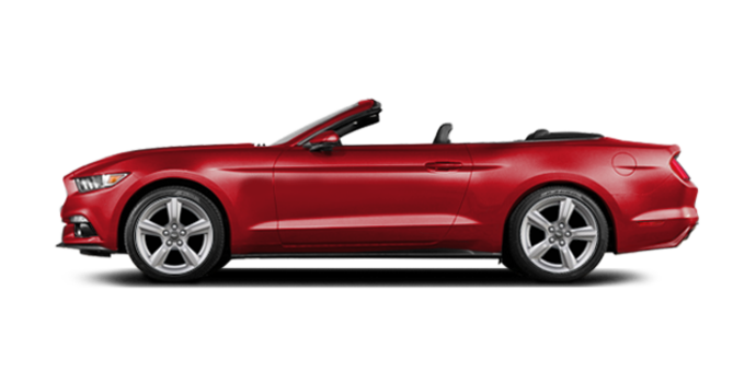2016 Ford Mustang convertible V6 | Photo 4 | Race Red