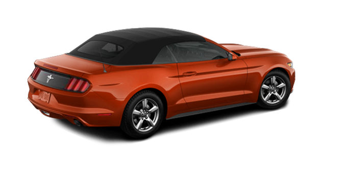 2016 Ford Mustang Convertible V6 | Photo 5 | Competition Orange