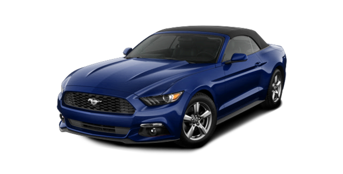 2016 Ford Mustang Convertible V6 | Photo 6 | Deep Impact Blue