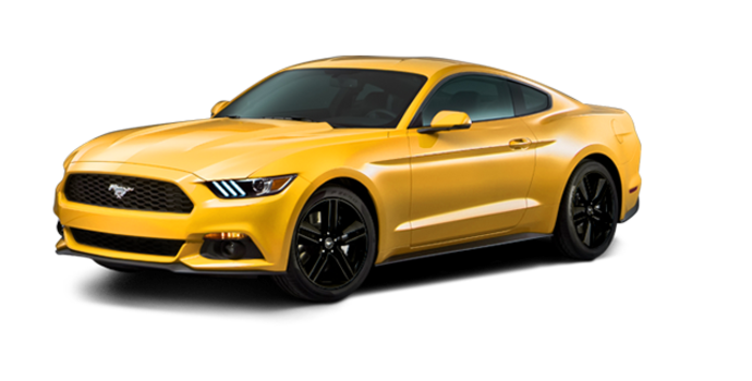 2016 Ford Mustang EcoBoost Premium | Photo 6 | Triple Yellow