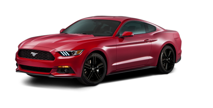 2016 Ford Mustang EcoBoost Premium | Photo 6 | Ruby Red