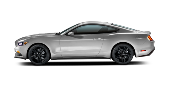 2016 Ford Mustang EcoBoost Premium | Photo 4 | Ingot Silver