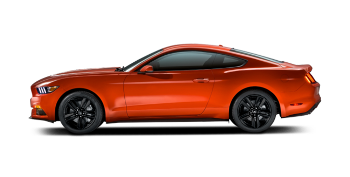 2016 Ford Mustang EcoBoost Premium | Photo 4 | Competition Orange