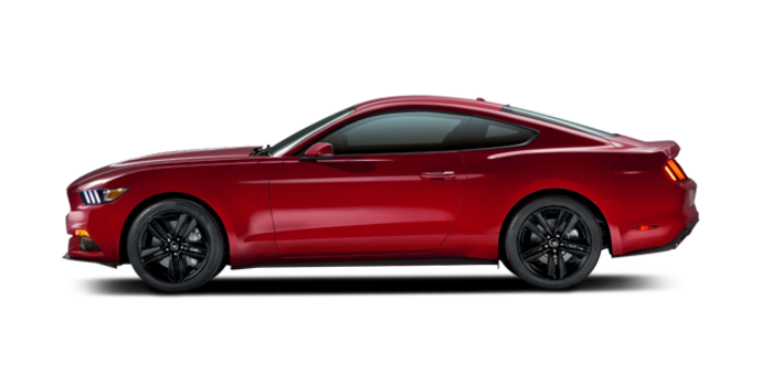 2016 Ford Mustang EcoBoost Premium | Photo 4 | Ruby Red