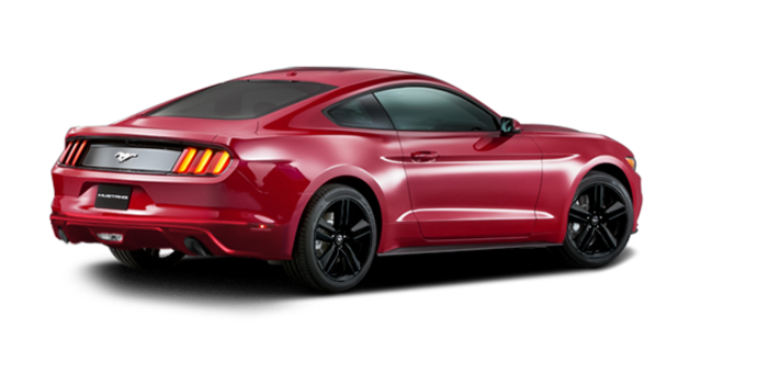 2016 Ford Mustang EcoBoost | Photo 5 | Ruby Red