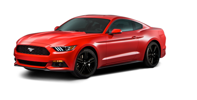 2016 Ford Mustang EcoBoost | Photo 6 | Race Red