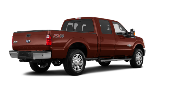 2016 Ford Super Duty F-250 KING RANCH | Photo 5 | Bronze Fire