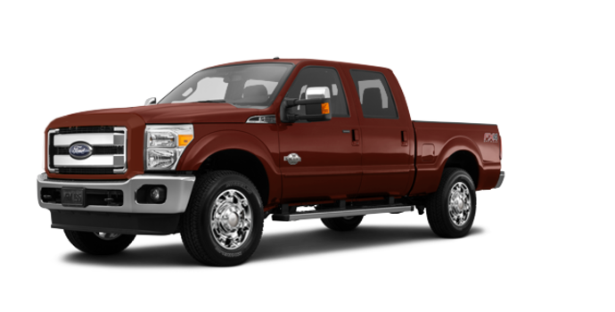 2016 Ford Super Duty F-250 KING RANCH | Photo 6 | Bronze Fire