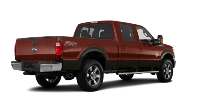 2016 Ford Super Duty F-250 LARIAT | Photo 5 | Bronze Fire / Caribou