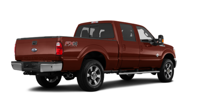 2016 Ford Super Duty F-250 LARIAT | Photo 5 | Bronze Fire