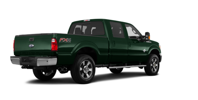 2016 Ford Super Duty F-250 LARIAT | Photo 5 | Green Gem