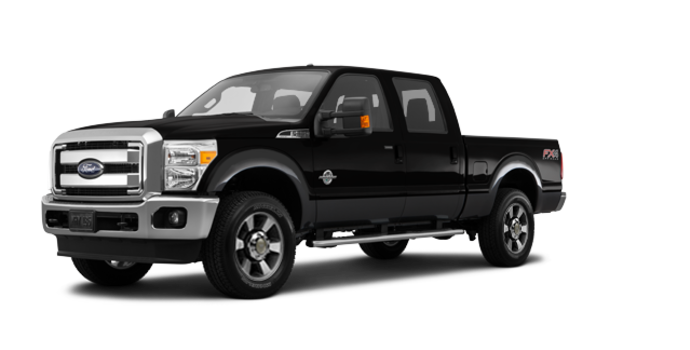 2016 Ford Super Duty F-250 LARIAT | Photo 6 | Shadow Black / Magnetic