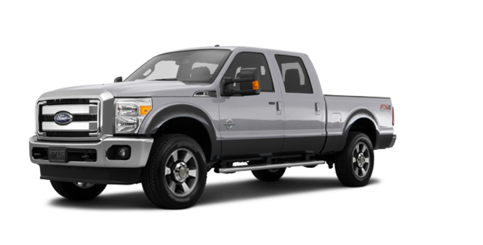 2016 Ford Super Duty F-250 LARIAT | Photo 6 | Ingot Silver / Magnetic