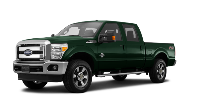 2016 Ford Super Duty F-250 LARIAT | Photo 6 | Green Gem