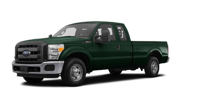 2016 Ford Super Duty F-250 XL | Photo 6 | Green Gem
