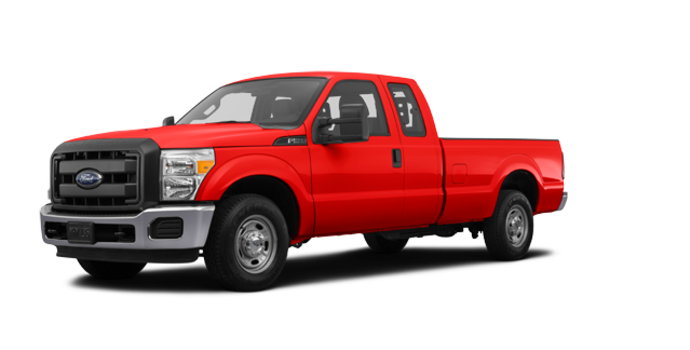 2016 Ford Super Duty F-250 XL | Photo 6 | Race Red