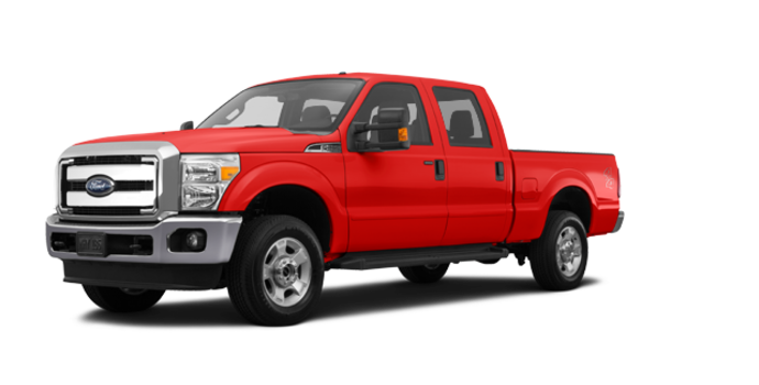 2016 Ford Super Duty F-250 XLT | Photo 6 | Race Red