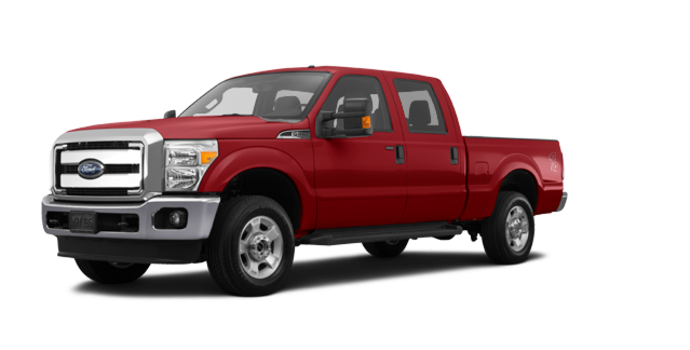 2016 Ford Super Duty F-250 XLT | Photo 6 | Ruby Red