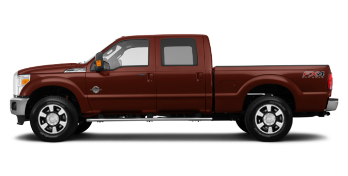 2016 Ford Super Duty F-350 LARIAT | Photo 4 | Bronze Fire
