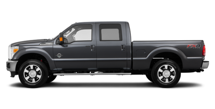 2016 Ford Super Duty F-350 LARIAT | Photo 4 | Magnetic