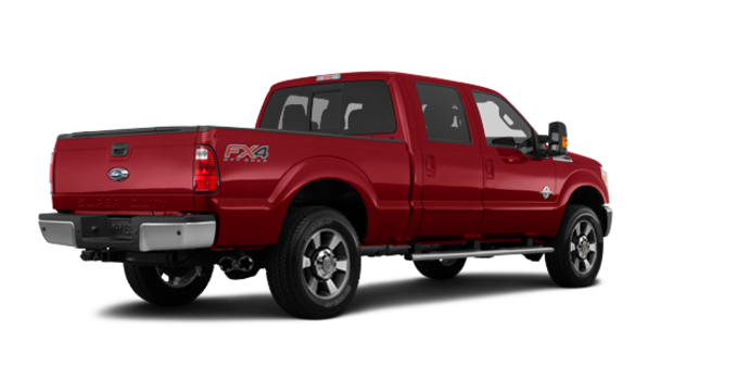 2016 Ford Super Duty F-350 LARIAT | Photo 5 | Ruby Red