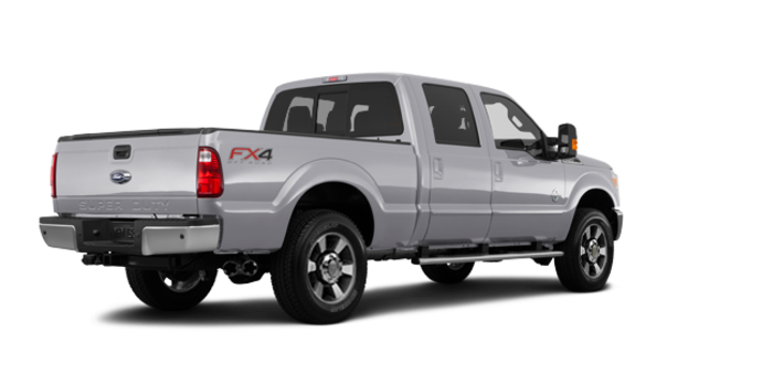 2016 Ford Super Duty F-350 LARIAT | Photo 5 | Ingot Silver