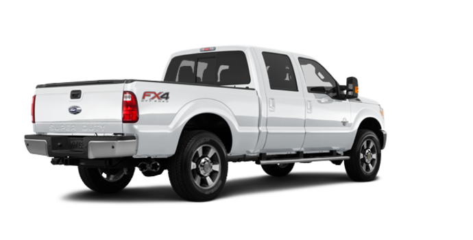 2016 Ford Super Duty F-350 LARIAT | Photo 5 | Oxford White