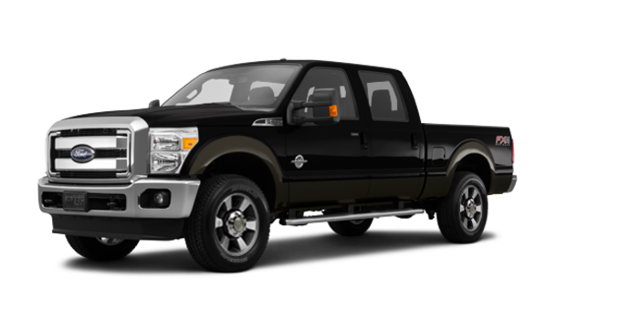 2016 Ford Super Duty F-350 LARIAT | Photo 6 | Shadow Black / Caribou