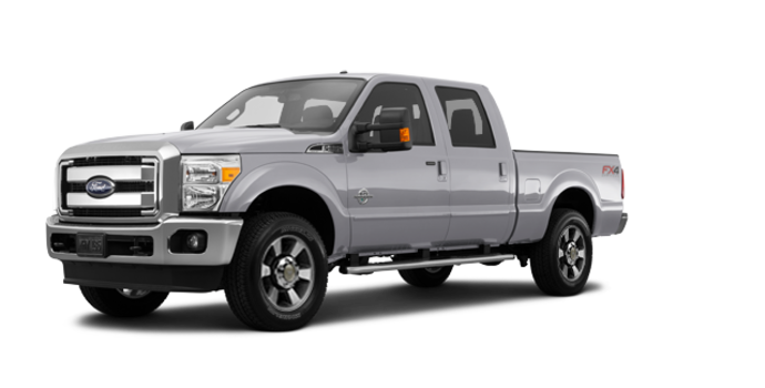 2016 Ford Super Duty F-350 LARIAT | Photo 6 | Ingot Silver