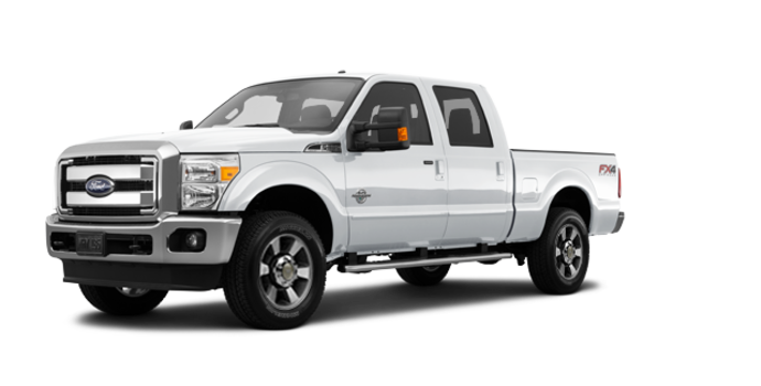 2016 Ford Super Duty F-350 LARIAT | Photo 6 | Oxford White